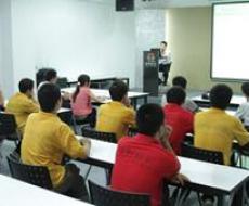 西利标识安全生产教育培训